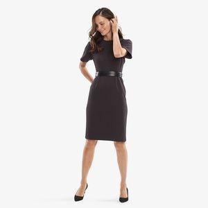 MM Lafleur NWT Gayle Dress Chevron Stripe
